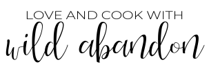 Love and Cook quote image copy